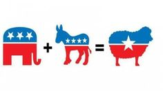 Stop being herded, time to wake up! The corporate parties are not working for you