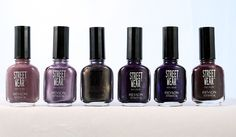 Revlon Streetwear-Jelly, Jam, Shady, Grape, Villian and Forbidden