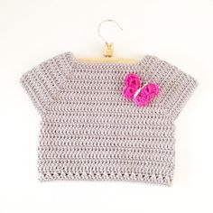 (4) Name: 'Crocheting : Toddler Sweater