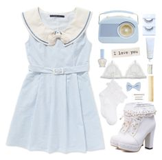 """Pastel Dreams"" by lorena-monteros ❤ liked on Polyvore"