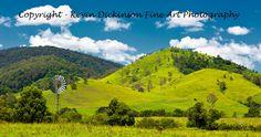 Kenilworth, Queensland Australia  Visit Australia Kevin Dickinson fine art photography, canon photography , buy landscape photograph, buy landscape art australia