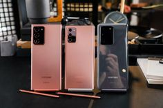 Galaxy Note 20 and Note 20 Ultra: Preorder Samsung's latest phones right now New Samsung Note, New Samsung Galaxy, Galaxy Book, Galaxy Note 9, Handwriting Recognition, Android Security, Latest Phones, Big Battery, Movies