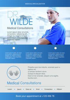 medical a5 promotional flyer http premadevideos com a5 flyer