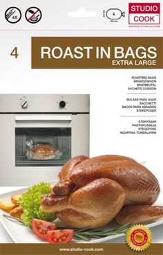 Roast-in-bags Extra Large (ovenzak)