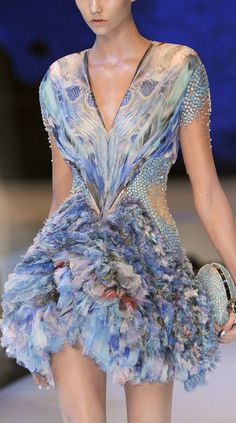 Alexander McQueen Spring 2010 Ready-to-Wear Fashion Show