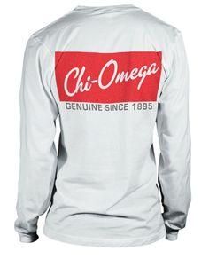 Chi O Shirt - I really like this!!