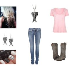 """""""Wicked Wings"""" by alixandria-loup on Polyvore"""