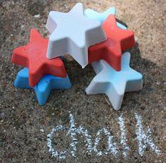 Homemade Chalk