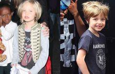 Happy Birthday Shiloh Nouvel, Brad Pitt and Angelina Jolie's daughter