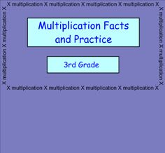 Multiplication -- learn multiplication, including the process, properties, and facts.  3rd grade (4th grade review).    @SMARTexchange
