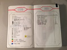 ♛ Bullet Journals ♛ — studywithryen:   Here is my set up for my Bullet...