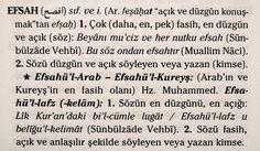 Efsah