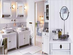 IKEA Hemnes Bathroom Vanity | Bathrooms | Pinterest | Badezimmer  Waschtische, Badezimmer Und Schminktische