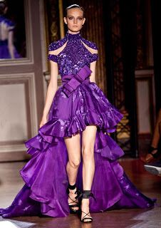 Every Styles: ZUHAIR MURAD FALL 2011 COLLECTION