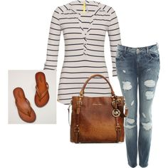 weekend outfit that i want NOW.  oh MK why do you design such beautiful bags