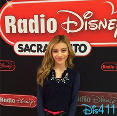 Photo: G Hannelius At Her Radio Disney Meet And Greet January 4, 2014