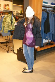 Pixels Thoughts & Words: Giulia Zampieri For United Colors Of Benetton; Outfit 3