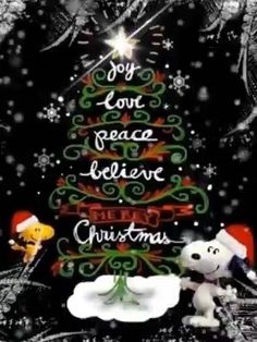 Joy, love, peace, believe Merry Christmas Animation, Merry Christmas Pictures, Wish You Merry Christmas, Christmas Scenery, Merry Christmas Quotes, Christmas Greetings, Christmas Cards, Animated Christmas Wallpaper, Merry Christmas Wallpaper
