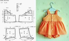 váy + quần phồng