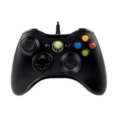 Microsoft Xbox 360 - Wired Controller #S9F-00001