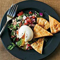 Libanais Breakfast Recipe | MyRecipes.com
