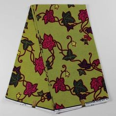 YBGXH-87 African Fabric Super Wax OHIMAA HOLLAND,Java Block Wax Print 6yards…