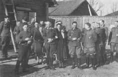 RONA 1944 Русские против большевиков (2 мировая)