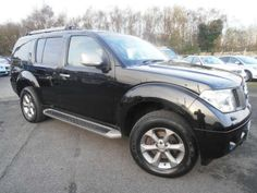 Used 2009 (09 reg) Nissan Pathfinder 2.5 dCi Platinum 5dr for sale on RAC Cars