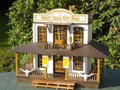 GREAT FALLS CITY HALL