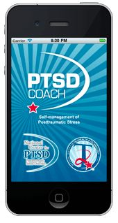 Combat PTSD needs treatment but military veterans can help themselves by using this combat PTSD mobile app every day. And it's free!