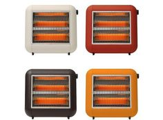 Fancy - PlusMinusZero Infrared Electric Heater