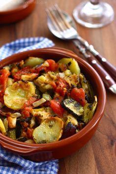 Briami – warzywna grecka zapiekanka | Bea w Kuchni