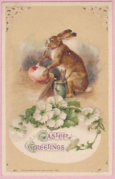 Пасхальные кроли