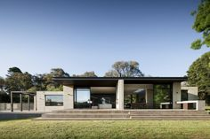 Modern flat roof bungalow _ google search