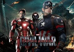 The movie Captain America: Civil War 2016 online for fre