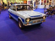 Mk1 escort rs Mk1, Hot Rods, Classic Cars, Colour, Paint, Retro, Cool Stuff, Color, Picture Walls