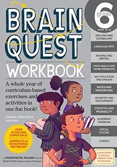 Brain Quest Workbook: Grade 6 by Persephone Walker http://www.amazon.com/dp/0761182438/ref=cm_sw_r_pi_dp_qHj-wb16KZKB8