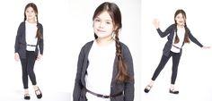 Lovely Julia #girl #white #studio  www.mamochotena.pl