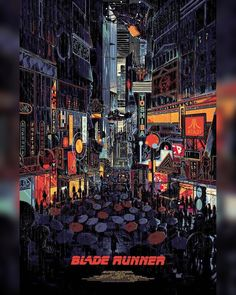 """251 Likes, 2 Comments - C Y B E R P U N K N E O N S (@cyberpunk_neons) on Instagram: """"Blade Runner alternative poster VIII by @kilianeng (Kilian Eng) . . . #bladerunner #bladerunner2049…"""""""