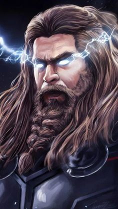 Thor wallpaper from Avengers EndGame Marvel Dc Comics, Marvel Avengers, Marvel Art, Marvel Heroes, Sentry Marvel, Marvel Universe, Marvel Tattoos, Marvel Drawings, Mundo Comic