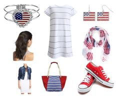 """""""Memorial Day Outfit"""" by direyna on Polyvore featuring 1928, Mrs. President & Co., Armitage Avenue and Dsquared2"""
