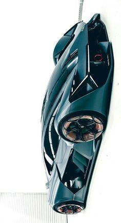 (°!°) 2017 Lamborghini Terzo Millennio EV Concept