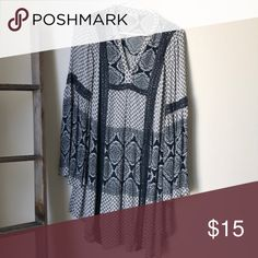 Boho styled dress/top Bohemian styled dress/top super cute and comfy Dresses