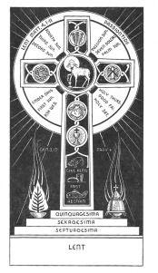A Catholic Life: 20 Pious Practices for Lent: What Should I Give Up for Lent? Catholic Lent, Catholic Prayers, Catholic Theology, Black White Art, Prayer Book, Prayer Cards, Kirchen, Religious Art, Line Art