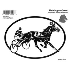 Decal - Harness Race
