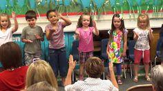 Abby's Preschool Graduation - Little Red Box Song