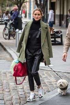 Olivia Palermo con peto | Galería de fotos 10 de 102 | StyleLovely