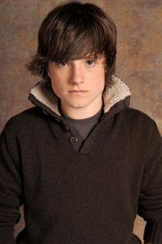 Josh hutcherson young may be cuter than now
