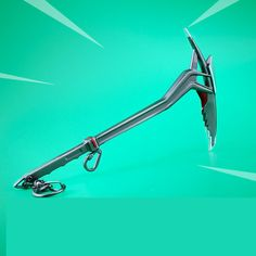 #Fortnite Video Games Weapon pick pickaxe Keychain Ghost axe-150mm Modelin