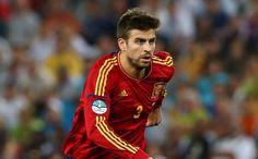Carta de un madridista a Gerard Piqué - Carta de un madridista a Gerard Piqué  ¡Hola Gerard!  Soy aficionado al Real Madrid desde que nací, pero eso no me impide ser objetivo y pensar...